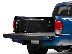 Wheel Well Lockable Bed Storage Tool Box; Driver Side (05-21 Tacoma)