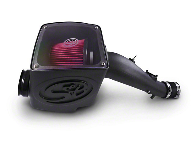 S&B Cold Air Intake w/ Oiled Cleanable Cotton Filter (05-11 4.0L Tacoma)