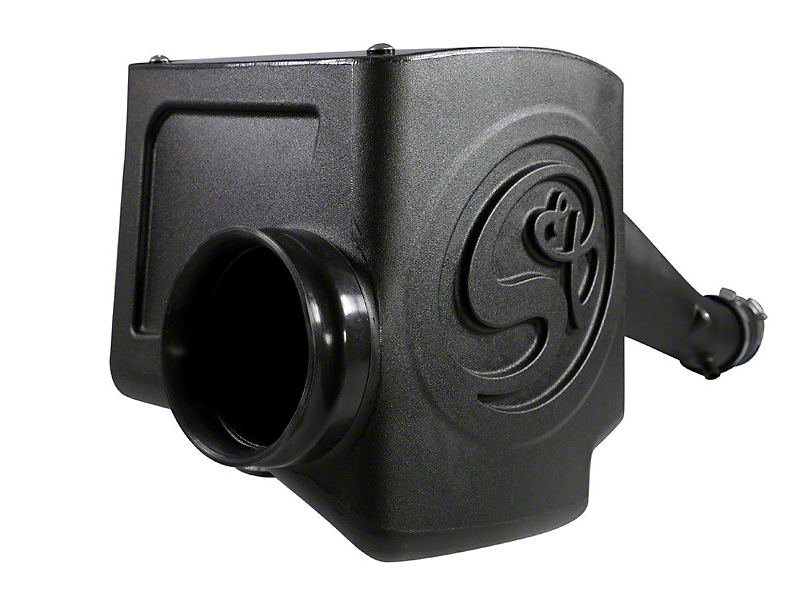 S&B Cold Air Intake w/ Dry Extendable Filter (12-15 4.0L Tacoma)