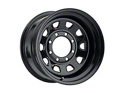 Vision Off-Road 84H D Window Gloss Black 6-Lug Wheel; 16x7; 0mm Offset (05-15 Tacoma)