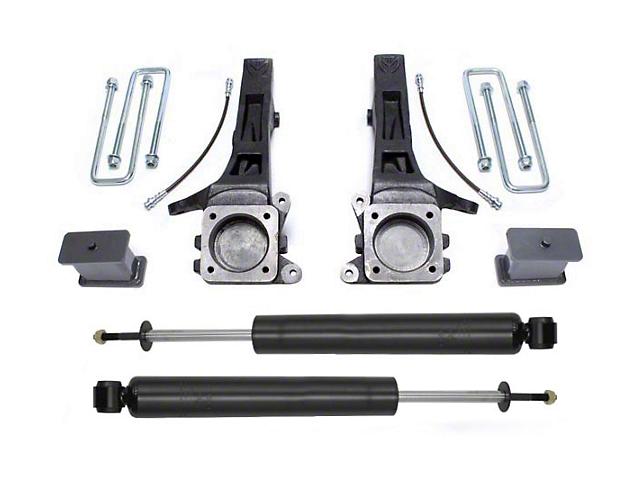 Max Trac 4 in. Suspension Lift Kit w/ Max Trac Shocks (05-19 2WD 6-Lug Tacoma)