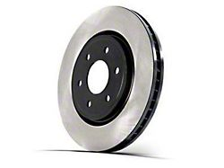 StopTech CryoStop Slotted 5-Lug Rotors; Front Pair (05-15 Tacoma)