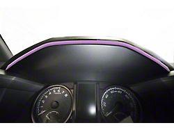 Dashboard Accent Trim; Lavender Purple (16-21 Tacoma)