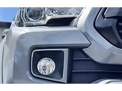 Fog Light Accent Trim; Cement Gray (16-21 Tacoma TRD Off-Road, TRD Sport)