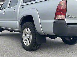 Mud Flaps; Rear (05-15 Tacoma)