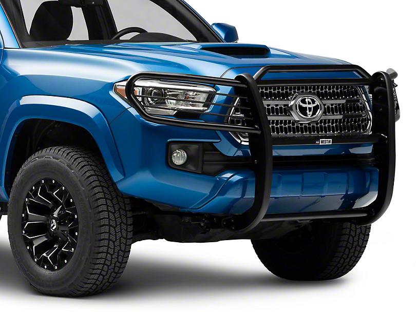 Sportsman Grille Guard - Black (16-20 Tacoma, Excluding Renegade)