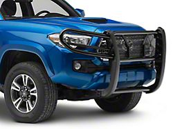 HDX Grille Guard; Black (16-20 Tacoma)
