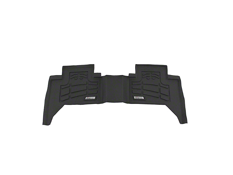 Wade Sure-Fit 2nd Row Floor Mat - Black (05-19 Tacoma Double Cab)