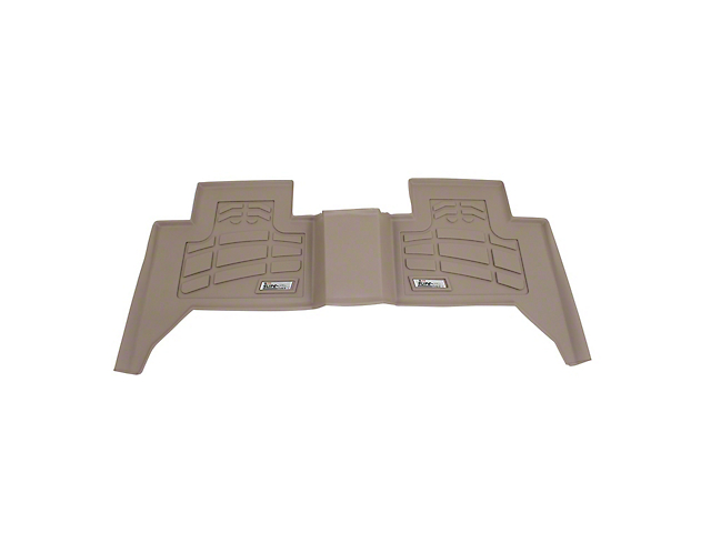 Wade Sure-Fit 2nd Row Floor Mat - Tan (05-20 Tacoma Double Cab)