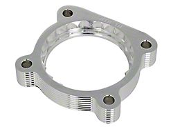 AFE Silver Bullet Throttle Body Spacer (16-21 3.5L Tacoma)