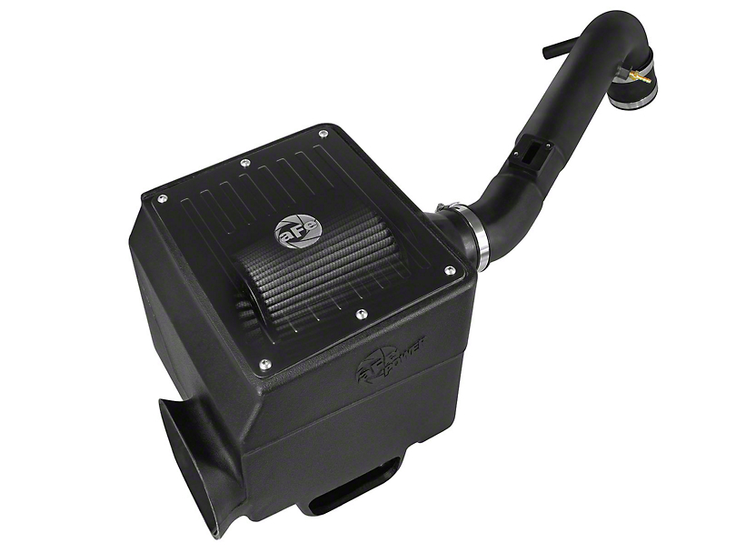 AFE Magnum FORCE Stage 2 Si Cold Air Intake w/ Pro DRY S Filter - Black (05-15 2.7L Tacoma)