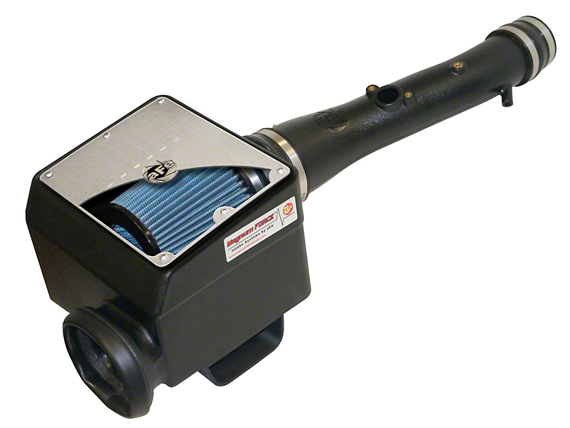 AFE Magnum FORCE Stage 2 Si Cold Air Intake w/ Pro 5R Oiled Filter - Black (05-11 4.0L Tacoma)