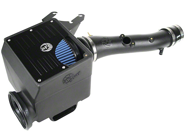 AFE Magnum FORCE Stage 2 Si Cold Air Intake w/ Pro 5R Oiled Filter - Black (12-15 4.0L Tacoma)