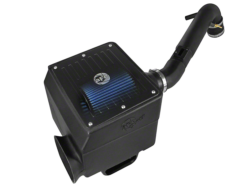 AFE Magnum FORCE Stage 2 Si Cold Air Intake w/ Pro 5R Oiled Filter - Black (05-15 2.7L Tacoma)