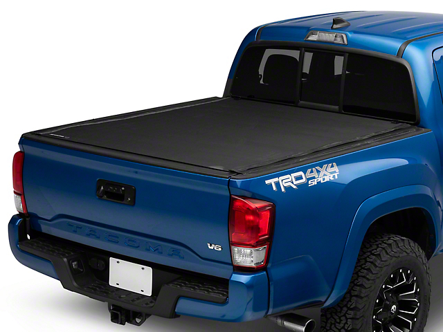 BAK Industries Revolver X4 Roll-Up Tonneau Cover (16-20 Tacoma)