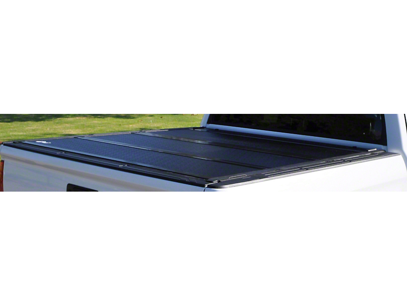 BAK Industries BAKFlip F1 Tri-Fold Tonneau Cover (16-19 Tacoma)