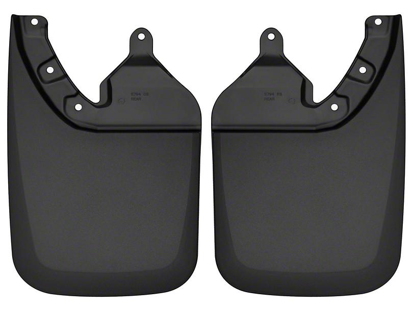 Custom Molded Rear Mud Guards (16-20 Tacoma w/ OE Fender Flares)
