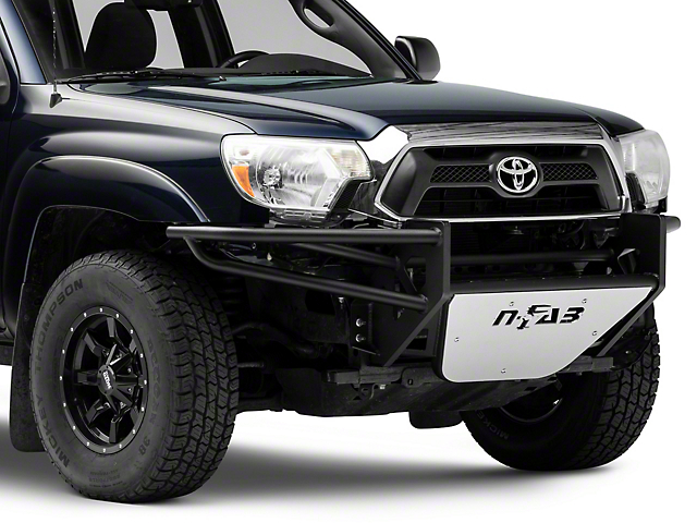 N-Fab R.S.P. Pre-Runner Front Bumper with Multi-Mount; Textured Black (05-15 Tacoma)