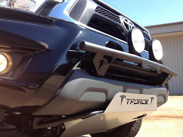 N-Fab Front Light Mount Bar - Textured Black (12-15 Tacoma)