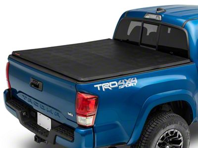 Rough Country Soft Tri-Fold Tonneau Bed Cover (16-19 Tacoma w/ 5 ft. Bed)