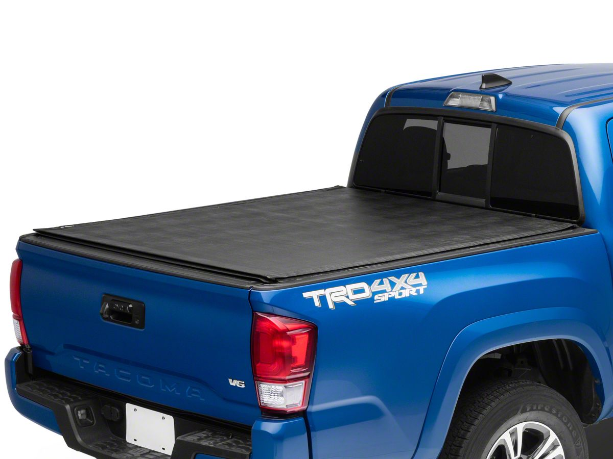 Tacoma Sentry Hard Roll Up Bed Cover