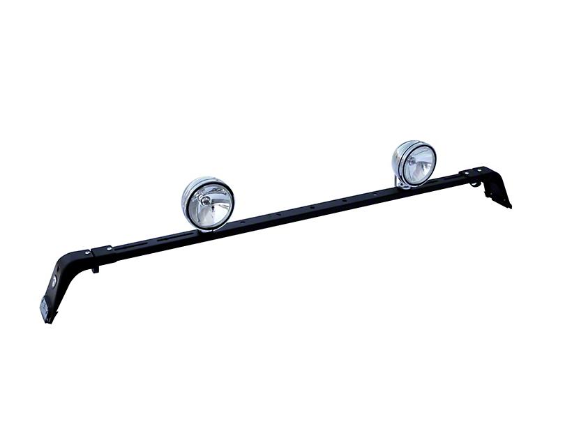 Carr Deluxe Rota Light Bar - Black (05-19 Tacoma)