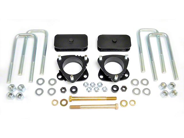 RBP 3-Inch Front / 1-Inch Rear Leveling Kit (05-20 6-Lug Tacoma)
