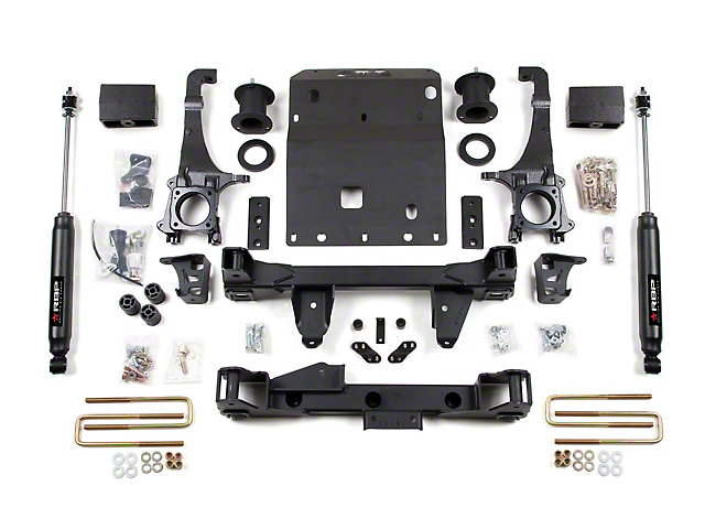 RBP 4-Inch Suspension Lift Kit with Fox Shocks (05-15 4WD Tacoma)