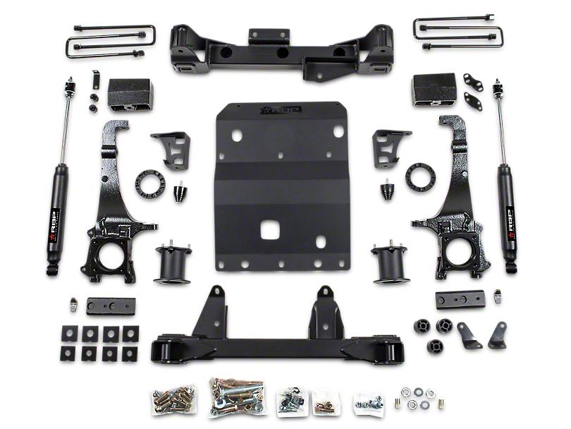 RBP 6 in. Suspension Lift Kit w/ Performance Shocks (16-20 4WD Tacoma)