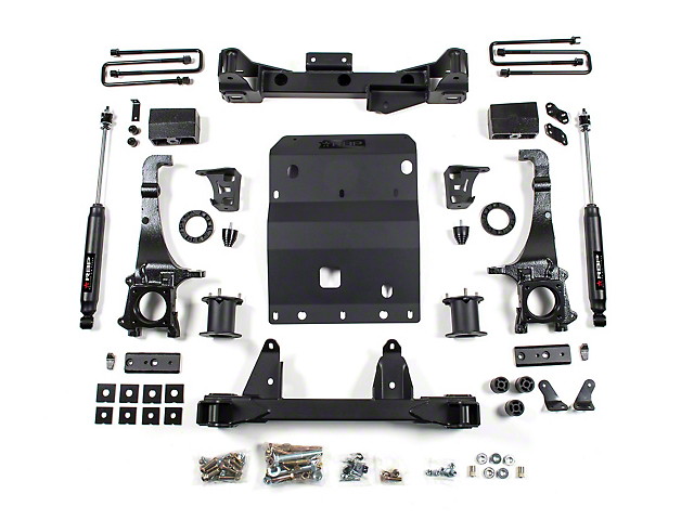 RBP 6-Inch Suspension Lift Kit with Fox Shocks (16-20 4WD Tacoma)