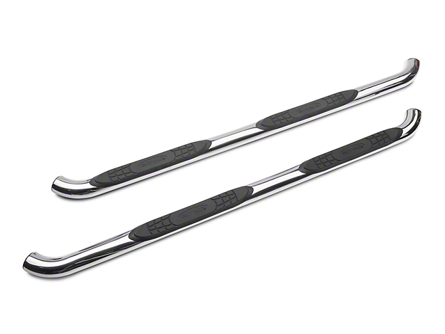 Smittybilt 3 in. Sure Side Step Bars - Stainless Steel (05-19 Tacoma Access Cab)