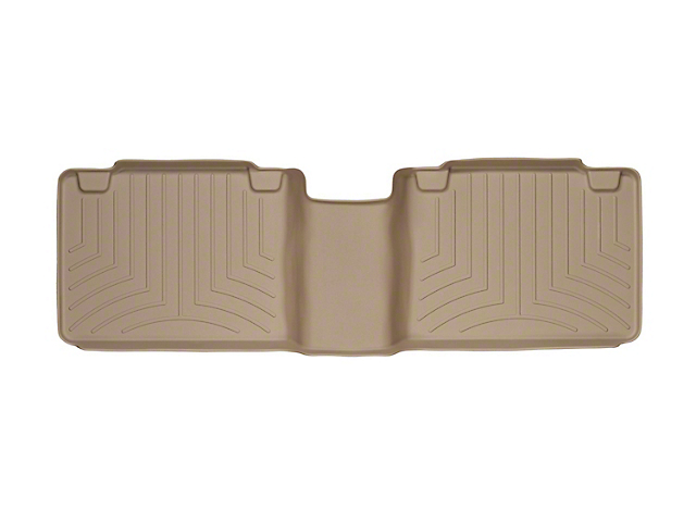 Weathertech DigitalFit Rear Floor Liner - Tan (05-20 Tacoma Access Cab)