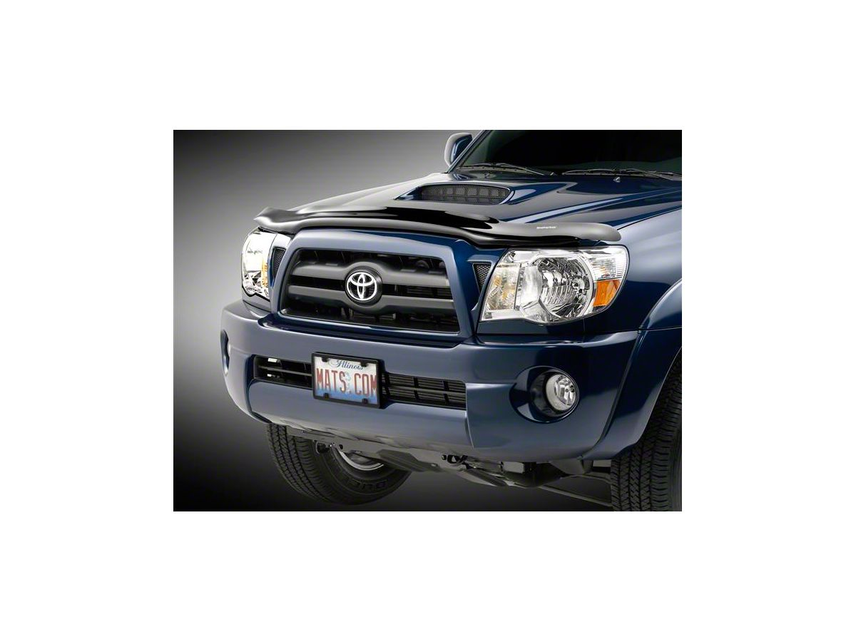 2005-2011 WeatherTech Low Profile Hood Protector for Toyota Tacoma