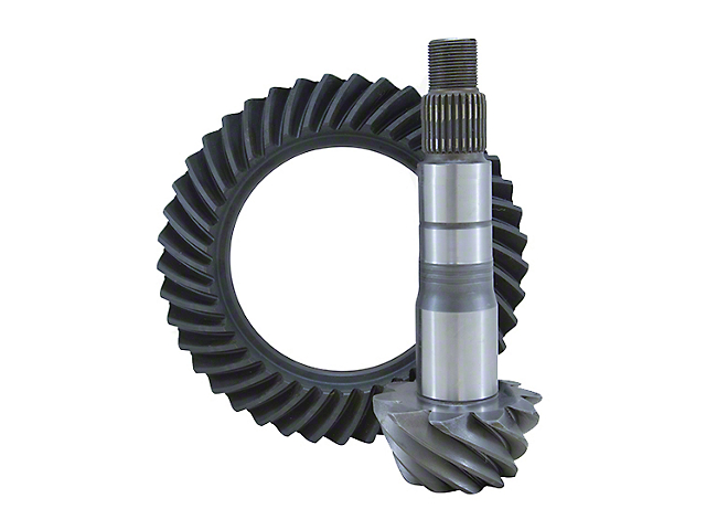USA Standard 8.4-Inch Rear Axle Ring and Pinion Gear Kit; 4.11 Gear Ratio (05-15 Tacoma)