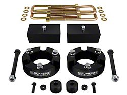 Supreme Suspensions 2.50-Inch Front / 1.50-Inch Rear Pro Billet Lift Kit (05-21 4WD Tacoma)