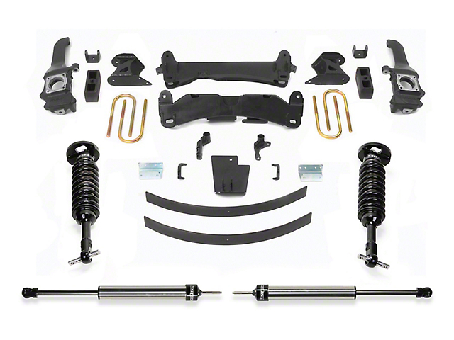 Fabtech 6 in. Performance Lift System w/ Dirt Logic Coilovers & Shocks (16-19 Tacoma)