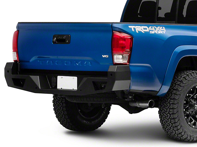 Armour Rear Bumper (16-21 Tacoma)