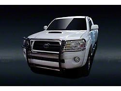 Grille Guard; Stainless Steel (05-15 Tacoma)