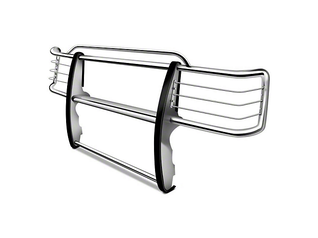 Grille Guard; Stainless Steel (16-20 Tacoma)