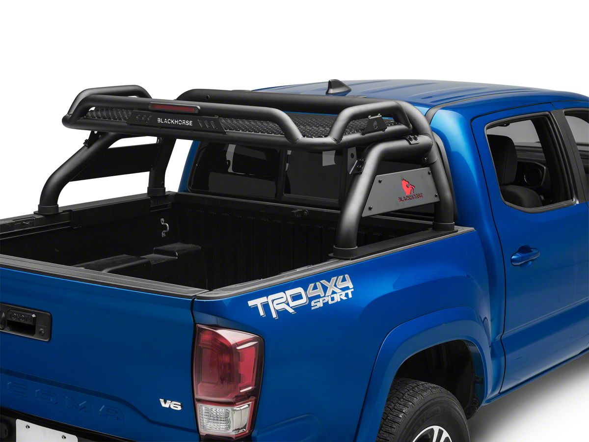 Bars In Tacoma >> Atlas Roll Bar Black 16 20 Tacoma