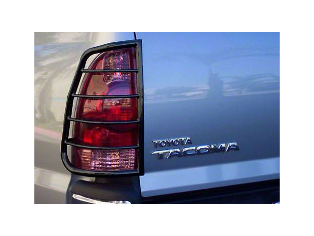 Tail Light Guards - Black (08-13 Tacoma)
