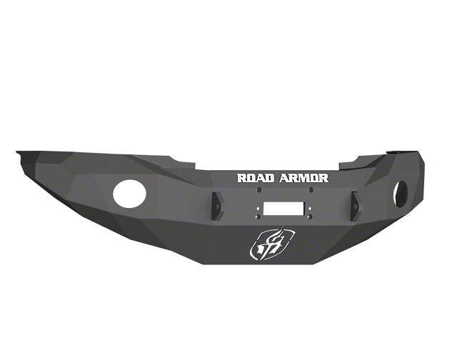 Road Armor Stealth Winch Front Bumper - Satin Black (05-11 Tacoma)