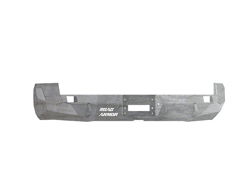 Road Armor Stealth Winch Rear Bumper - Raw (05-15 Tacoma)