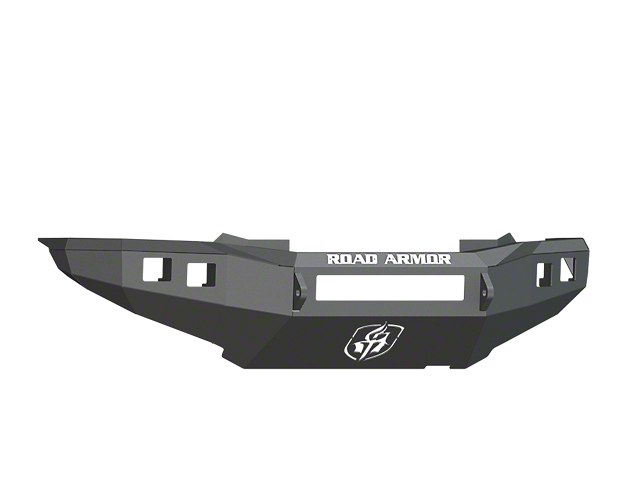 Road Armor Stealth Non-Winch Front Bumper; Satin Black (12-15 Tacoma)