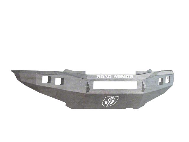 Road Armor Stealth Non-Winch Front Bumper - Raw (12-15 Tacoma)