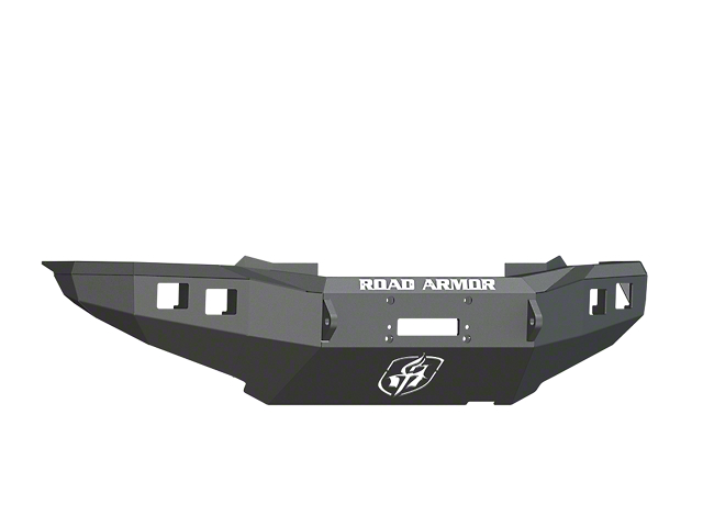 Road Armor Stealth Winch Front Bumper - Satin Black (12-15 Tacoma)