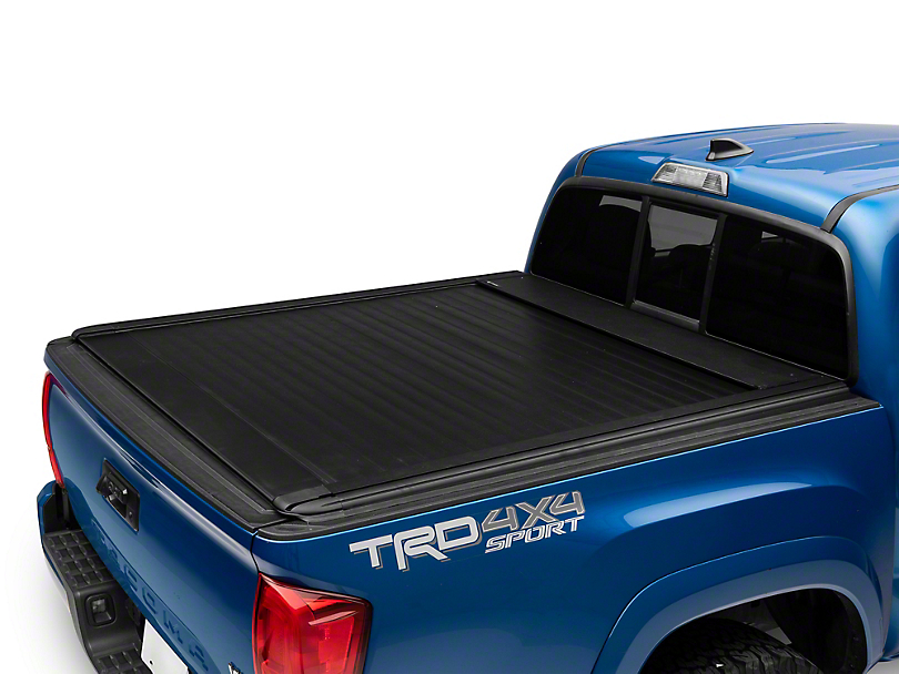 Pace Edwards UltraGroove Retractable Bed Cover (16-19 Tacoma)
