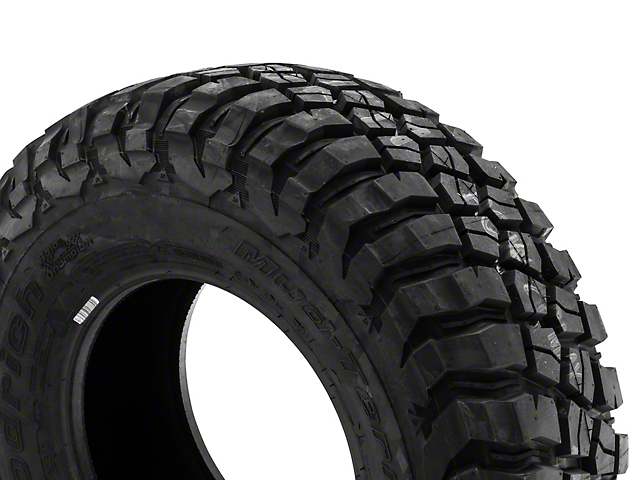 BF Goodrich Mud-Terrain T/A KM3 Tire (Available in Multiple Sizes)