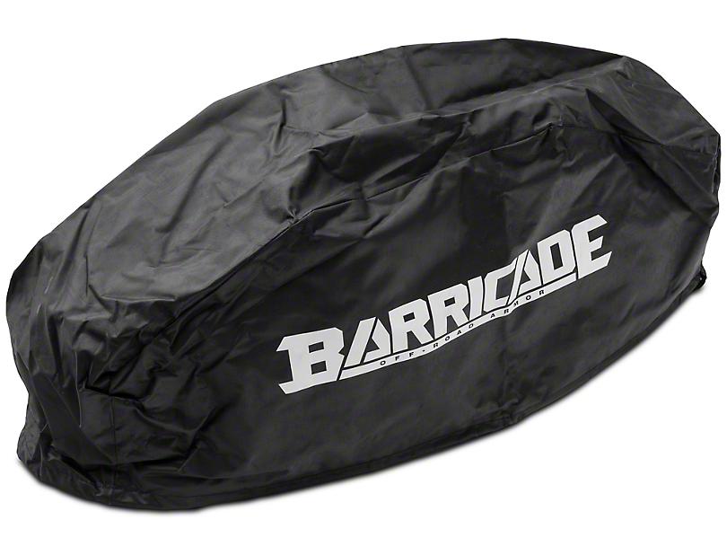 Barricade Winch Cover