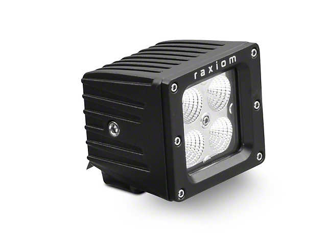 Raxiom 3-Inch Square LED Light